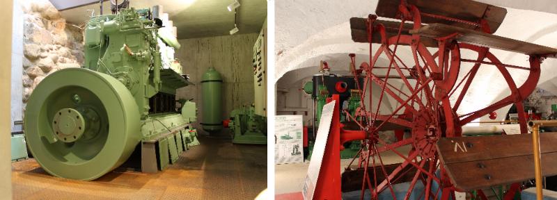 Museum of Elbschiffahrtin Lauenburg