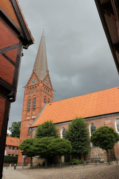 Church in Lauenburg