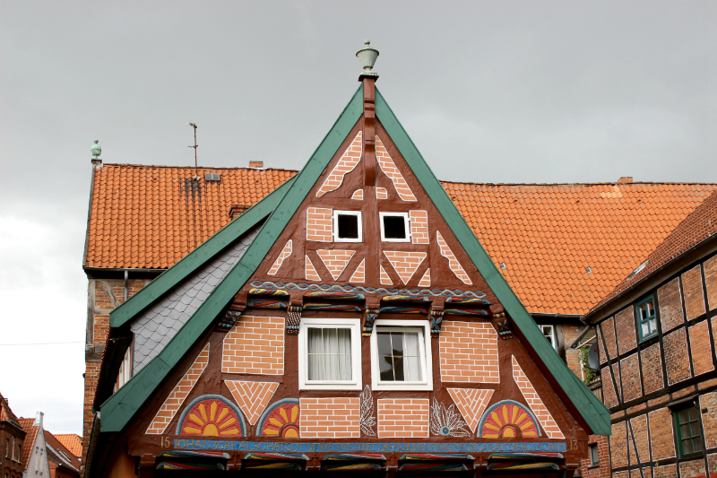 oldest house of Lauenburg