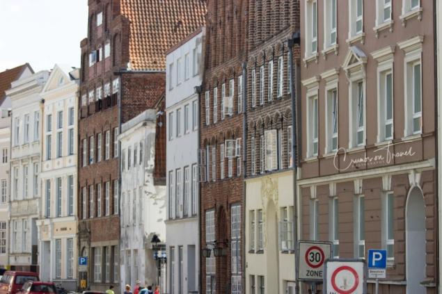 Lübeck Untertrave