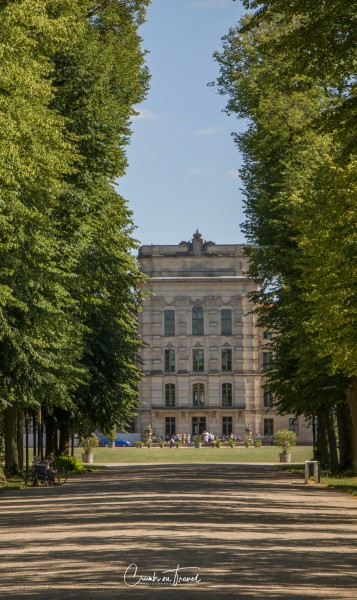 The Gardens of Ludwigslust Palace