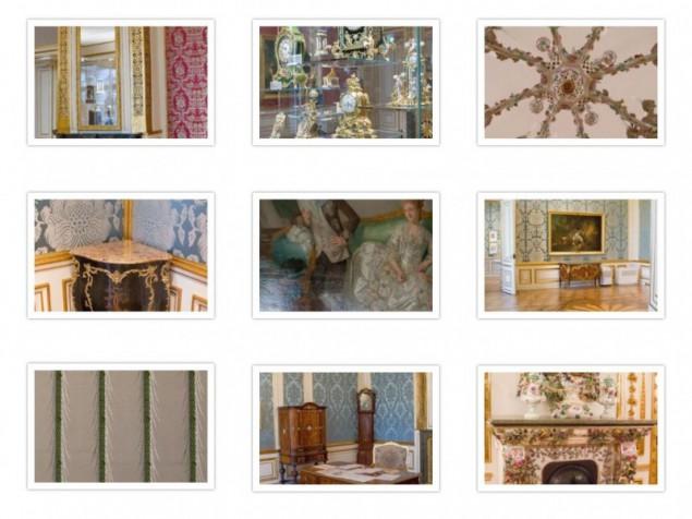 Inside - Ludwigslust Palace