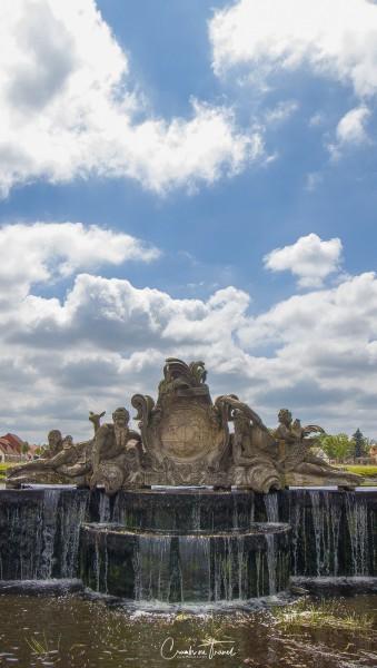 Cascade - Ludwigslust Palace