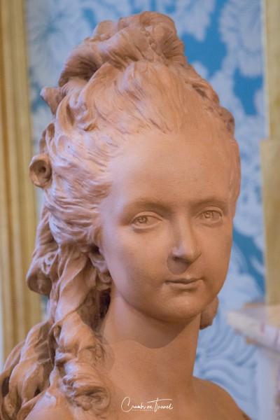 Louise buste - Ludwigslust Palace