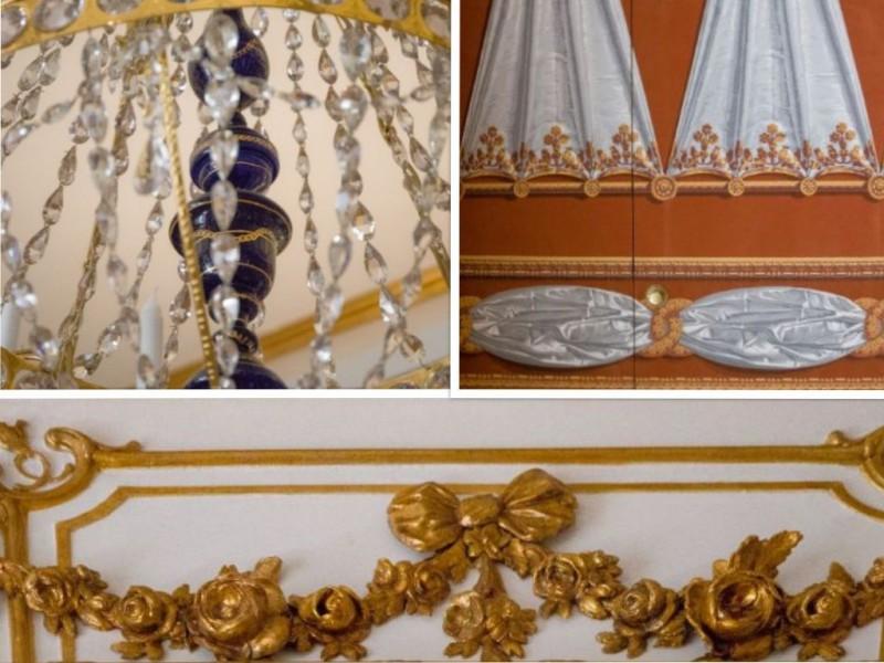 Details - Ludwigslust Palace