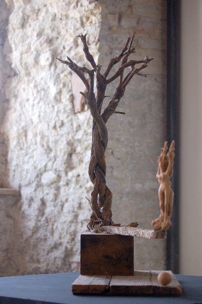 Balance, Luberti, Italian artist