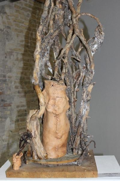 Aging, Luberti, Italian artist