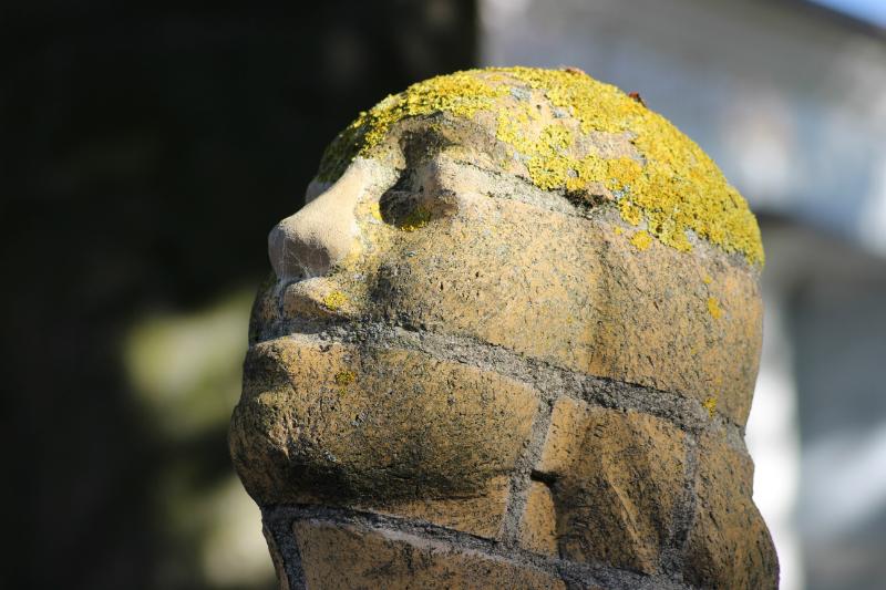 Statue, Boltenhagen, Mecklenburg-Vorpommern