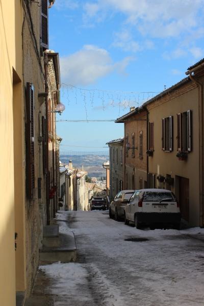 Mombaroccio, Le Marche, Italy