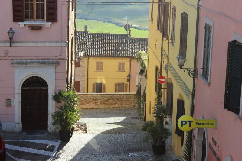 Mondolfo, Le Marche, Italy