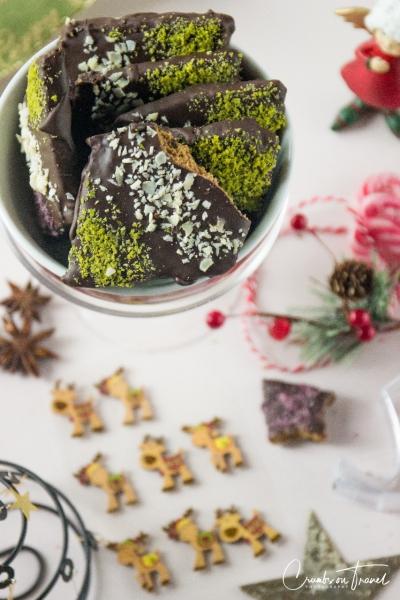 Mostaccioli - Traditional Italian Christmas Cookies