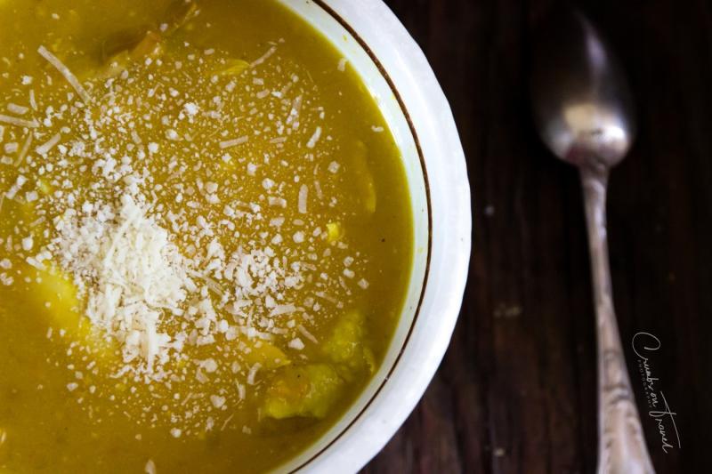 Mullingatawny Soup