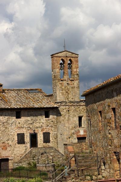 Murlo, Val di Merse, Tuscany/Italy