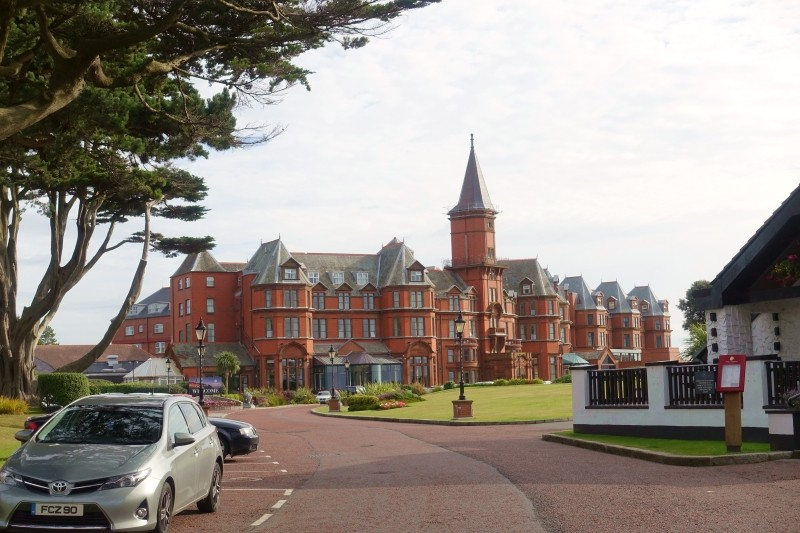 Spa Hotel in Newcastle. County Down/Northern Ireland