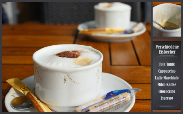 Coffee time with Cappuccino