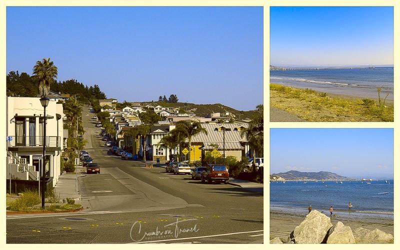 North and South of Santa Barbara