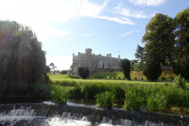 Castle, Coastal Route, Northern Ireland