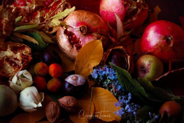 Still-life autumn