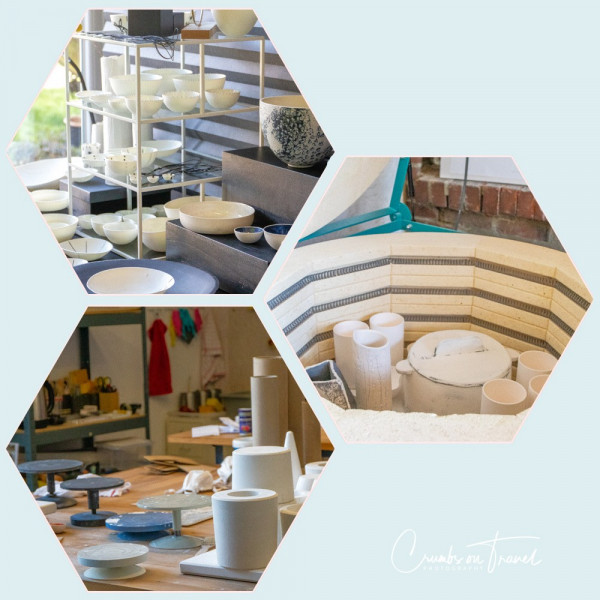 Nana König Design/Hamburg - Weekend of the Open Pottery Workshops