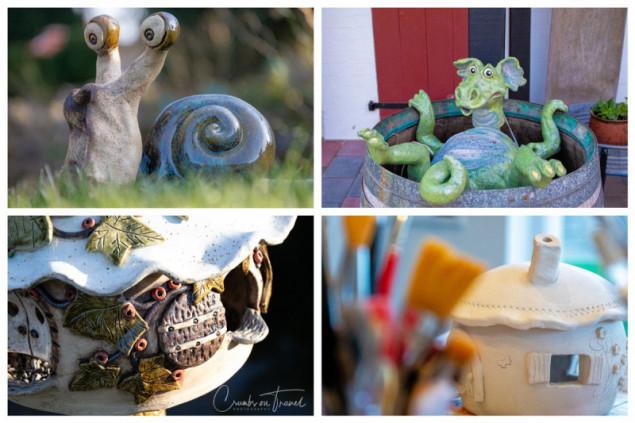 Töpferei Lebenskunst/Schwarzenbek - Weekend of the Open Pottery Workshops