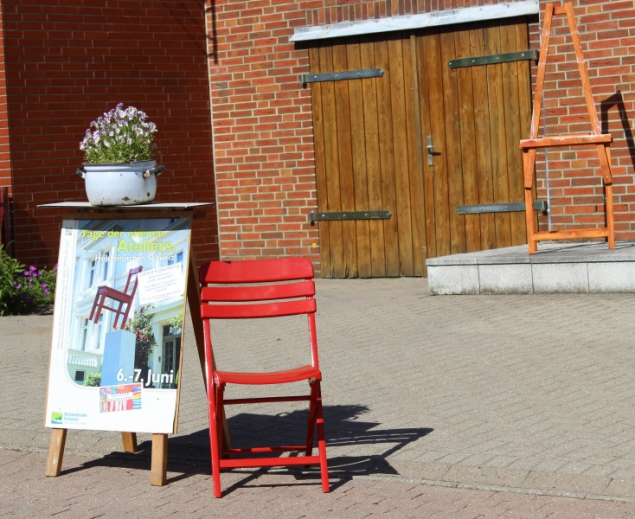 Tag des offenen Ateliers, 6th & 7th June 2015