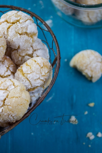 paleo-friendly Italian orange cookies