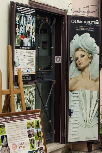 Shop ad, Borgo og Ostia Antica, Lazio/Italy