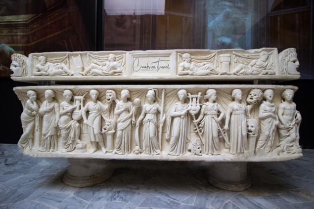 Museo Ostiense, Ostia Antica, Lazio/Italy