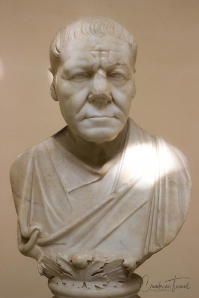 Sculture, Museo Ostiense, Ostia Antica, Lazio/Italy