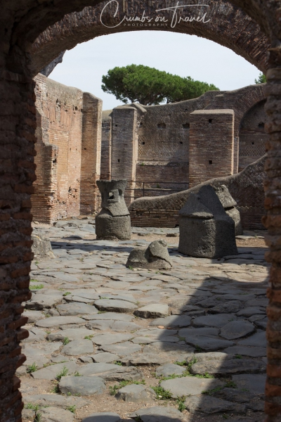 Mill, Ostia Antica, Lazio/Italy