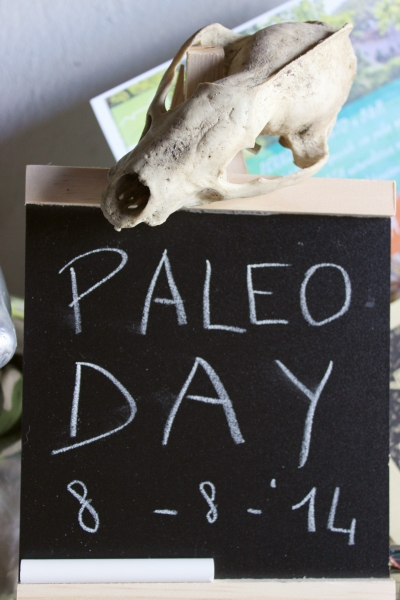Paleo Day at ValdericArte, 8-8-2014, Le Marche, Italy