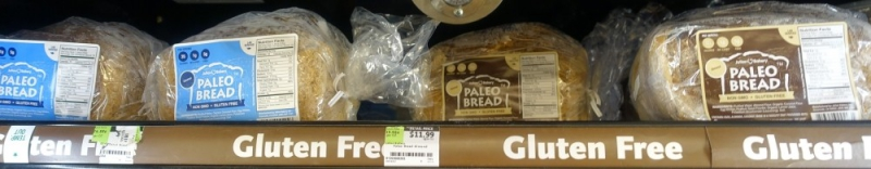 paleo bread at WholeFoods
