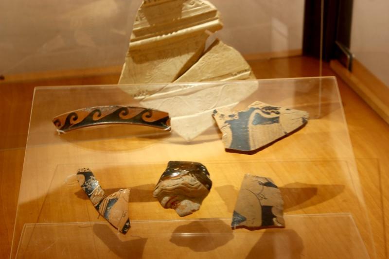 Museum of Palike, Sicily/Italy