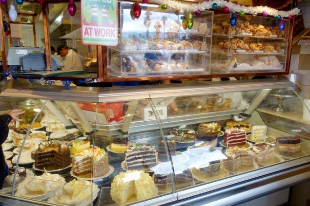 Sweet treats seen in Palm Springs, California/USA