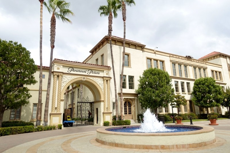 Paramount Picture Studios, Los Angeles, California/USA