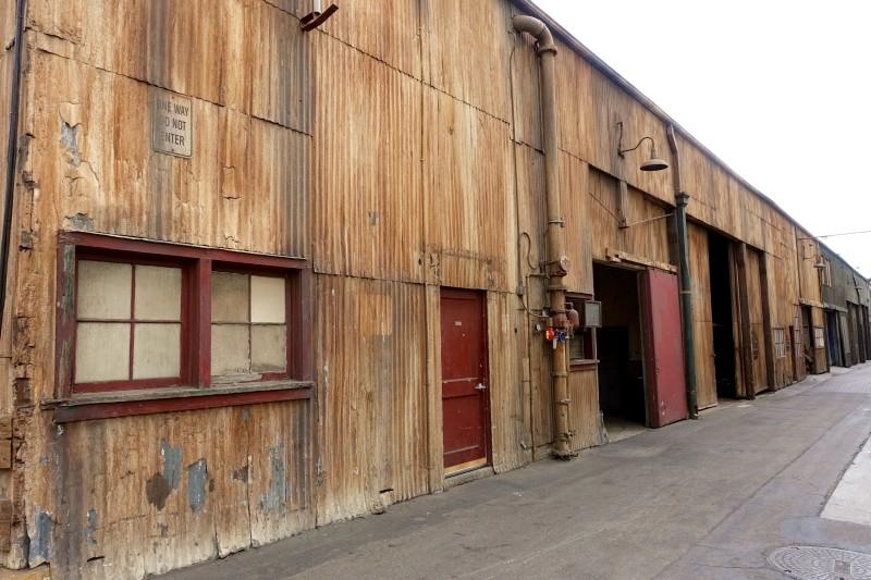Paramount Picture Studios, Los Angeles, California/USA