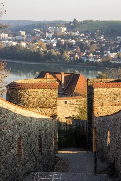 Veste Oberhaus, Passau, Lower Bavaria/Germany