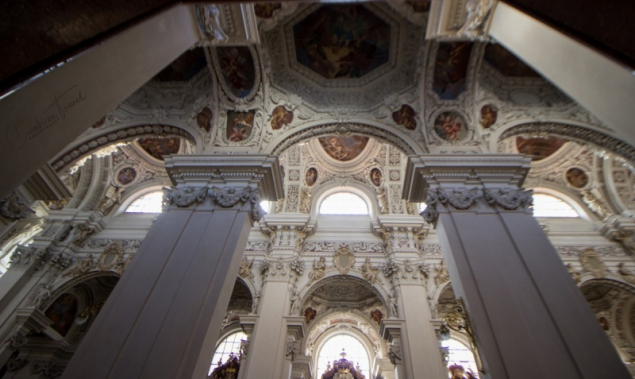 St. Stephen's Cathedral, Passau/Germany