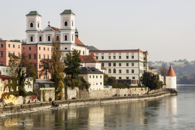 Passau, Lower Bavaria/Germany