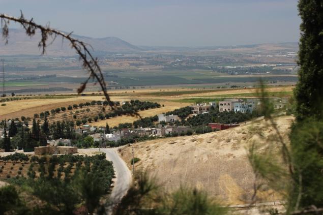 View on Pella, Jordan