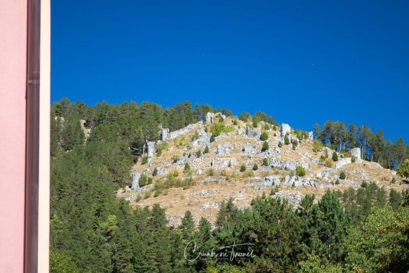 Pescasseroli in the Province of L'Aquile in the Abruzzo region