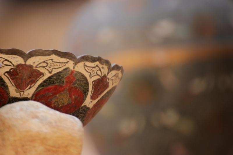 Cutlery, Petra, Jordan