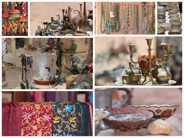 Souvenirs, Petra, Jordan