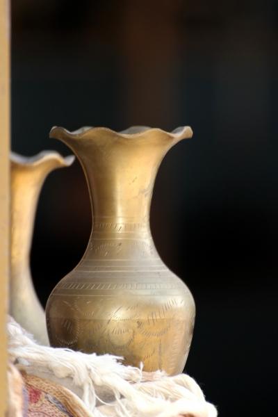 Carafe in Petra, Jordan