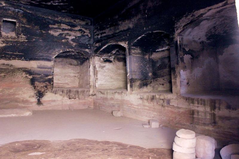Soldier tomb, Petra, Jordan