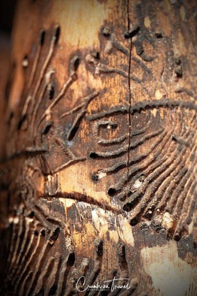 Worm wood work