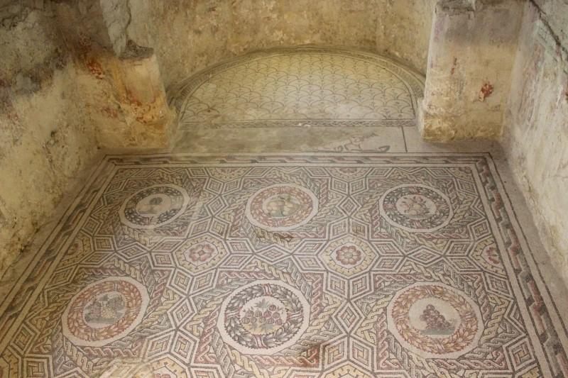 Villa Romana del Casale, Piazza Armerina, Sicily/Italy