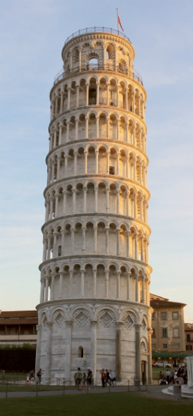 Leaning Tower, Square of Miracles, Pisa