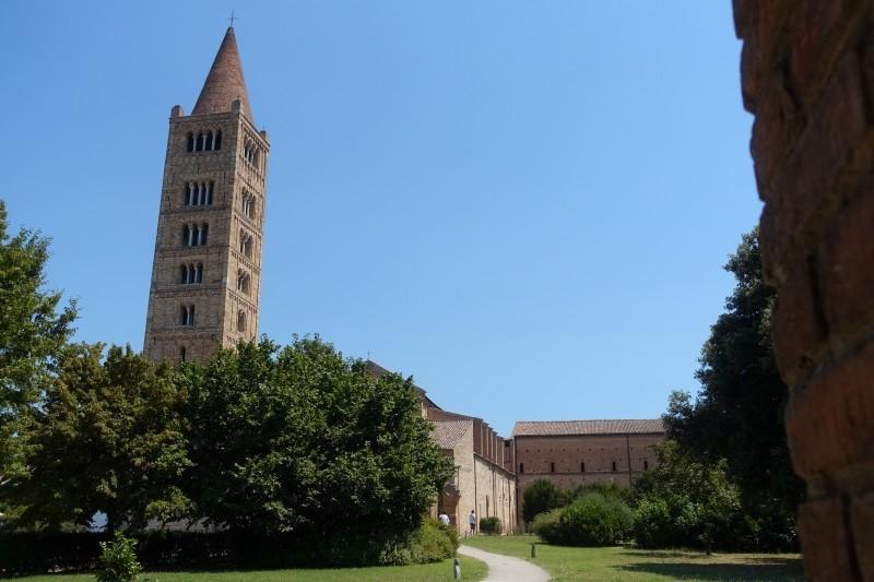 Pomposa, Ferrara, Emilia-Romagna/Italy