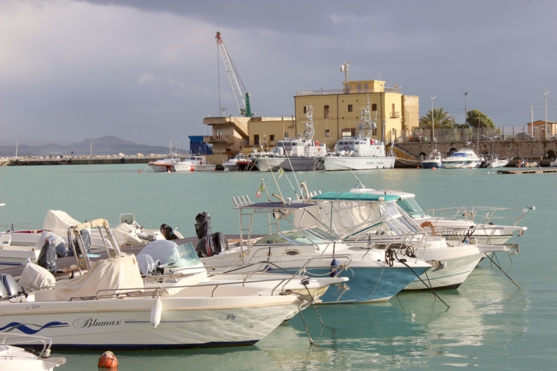 Porto Empedocle, Sicily/Italy